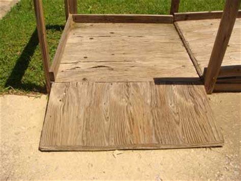 Modular Homes Resale Value wooden wheelchair ramps building wheelchair ramps build