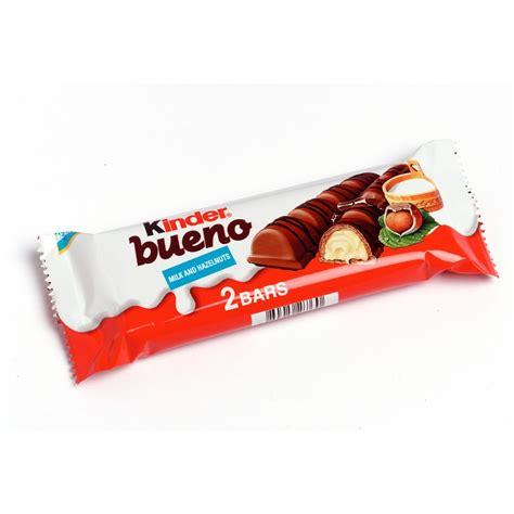 Kinder Bueno 21 5g X 2pcs kinder bueno barre chocolat