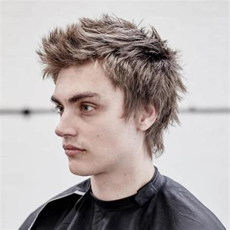 hairstyles with spiky hair for young men in fall 2011 30 spiky hairstyles for men in modern interpretation