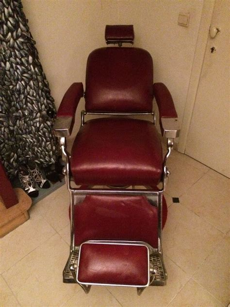 Theo A Kochs Barber Chair by 1000 Images About Barber Chairs On Barber