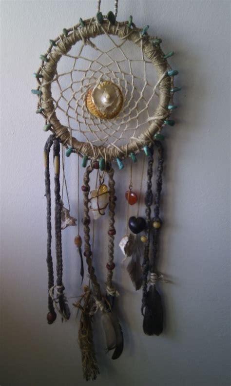 Handmade Dreamcatcher - my handmade creation of the catcher i
