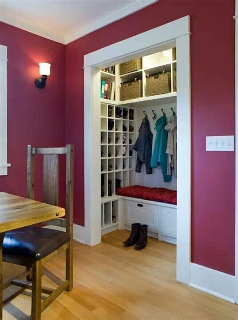Closet Cubbies by Mini Walk In Closet For The Home The