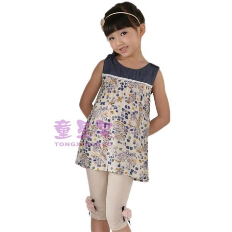 Dress Casual And Girly denim dress casual dresses children sleeveless