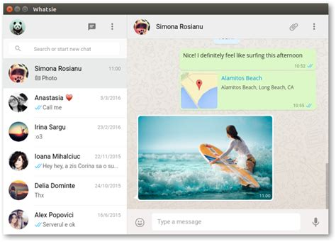 install messenger for mobile whatsapp messenger for ubuntu ubuntu free
