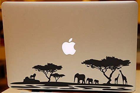 Garskin Skin Laptop Cover Stiker Stiker Laptop Animal Lover 4 africa jungle animals decal macbook decal for macbook air pro 13 quot 15 quot 17 quot animal theme