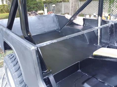 jeep scrambler cj  manual  sale murrells inlet