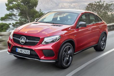 Mercedes X6 new mercedes gle coupe visually compared with the bmw