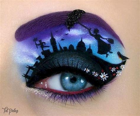 art design mascara 16 incredible eye makeup designs that look so unreal