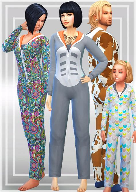 sims 4 clothing for females sims 4 updates all for onesies and onesies for all at kiwi sims 4 187 sims