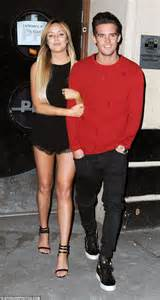 is this what charlotte crosby did to gary beadle s hair charlotte crosby cosies up to on off love interest gaz
