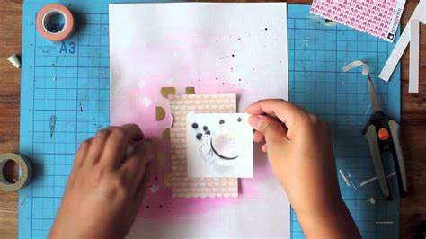 diy layout creator youtube diy creating a scrapbook page step by step youtube