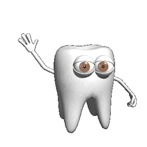 imagenes animadas odontologicas dientes bienvenidos