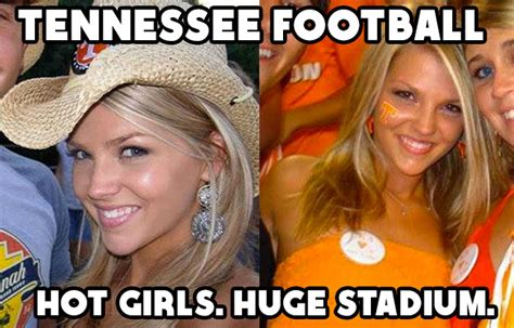 Tennessee Football Memes - which are you more excited for friday night lights or