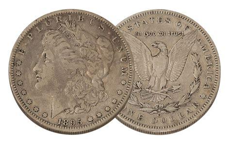 1895 o dollar 1895 o silver dollar vf govmint