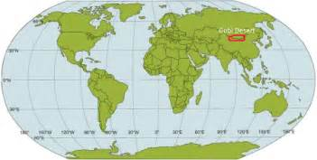 Gobi Desert World Map by Gobi Desert On World Map Images Amp Pictures Becuo