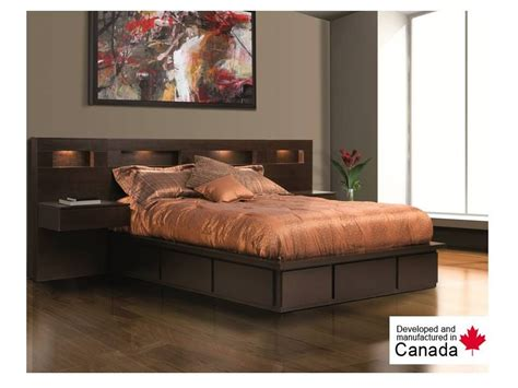 soho bed with pannels and 2 stands drawer bed from