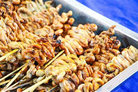 philippines street foods    grilled