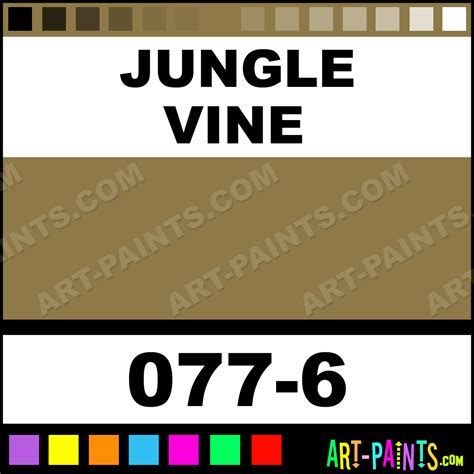 jungle vine ultra ceramic ceramic porcelain paints 077 6 jungle vine paint jungle vine