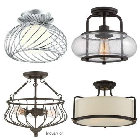 affordable light fixtures affordable and stylish semi flush mount light fixtures