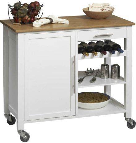 Kitchen Storage Island Cart Linon 46411wht 01 Kd U Bamboo Kitchen Island Cart With Wood Top Graceful White Finish Eco