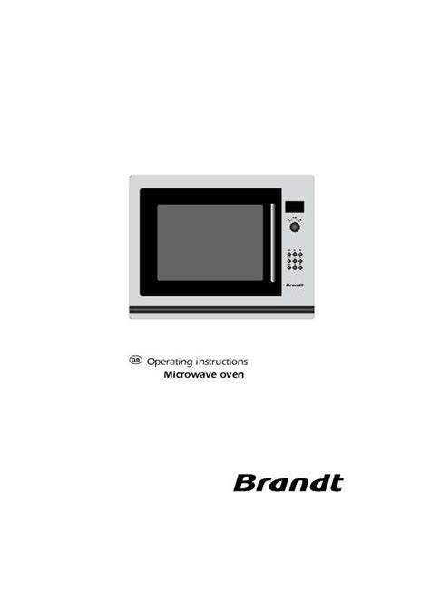 Microwave Samsung Me109f 1sh user manual brandt mmk51x1e microwave oven 17 reviews