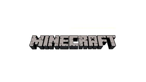 minecraft logo channel art banner youtube channel art