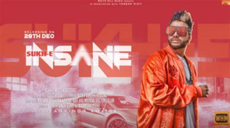 sukhe new images 2017 sukhe s new song insane penny news new jersey