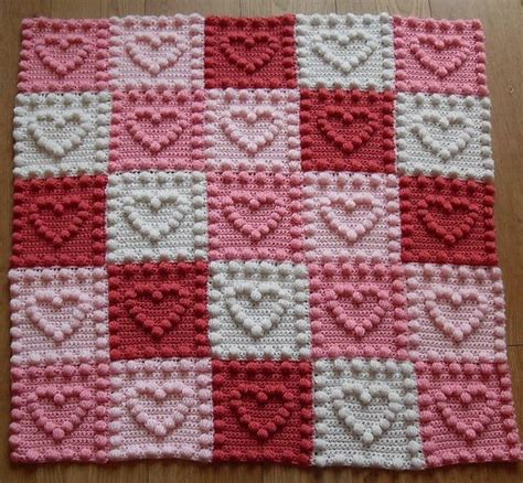 heart pattern baby blanket 25 best ideas about crochet heart blanket on pinterest