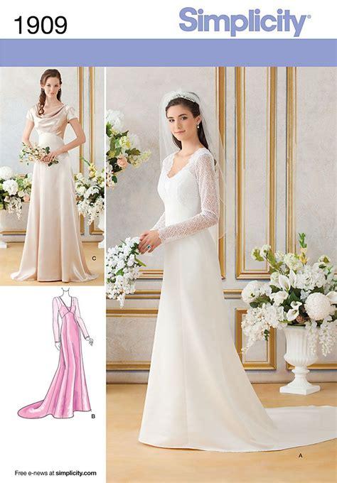 Bridesmaid Dress Patterns Uk - royal wedding bridesmaid bridal formal gown dress sewing