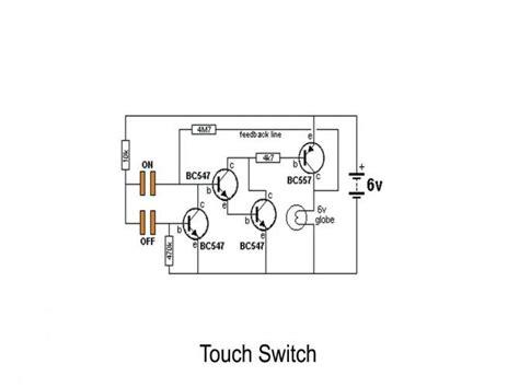 transistor to touch 5 coole projekte mit einer allgemeinen transistor
