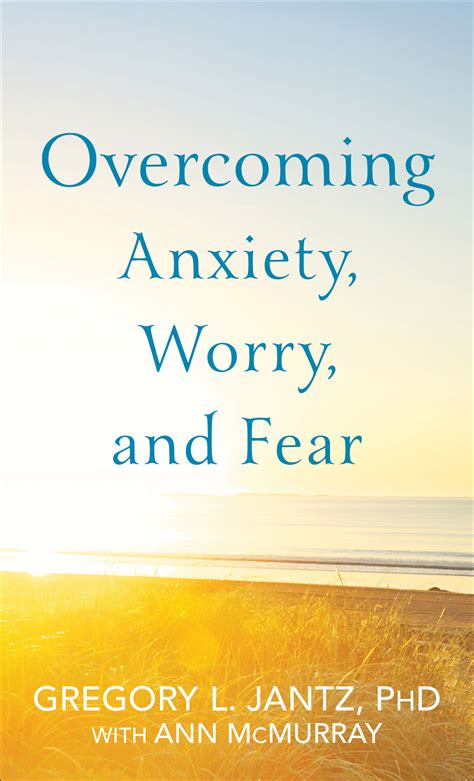 Overcoming Anxiety Worry And Fear Practical Ways To Find Peace Walmart Overcoming Anxiety Worry And Fear Baker Publishing