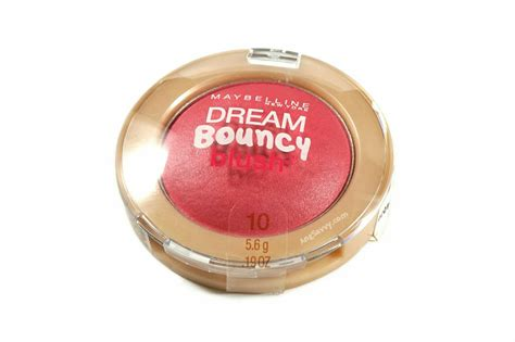 Review Maybelline Bouncy Blush maybelline bouncy blush pink frosting review ang savvy