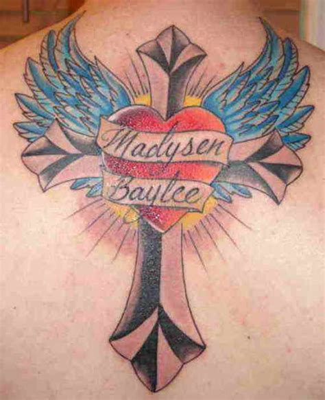 30 outstanding heart wings tattoos
