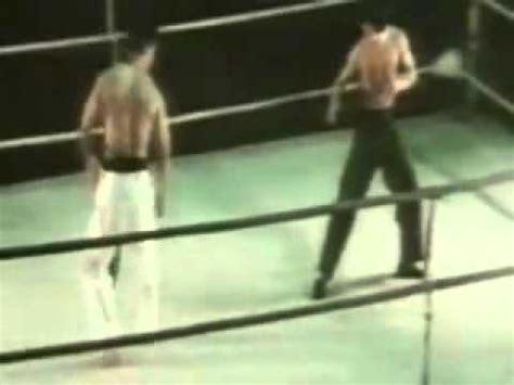 real fights real fight bruce knew gracie jiu jitsu led to the mata leao