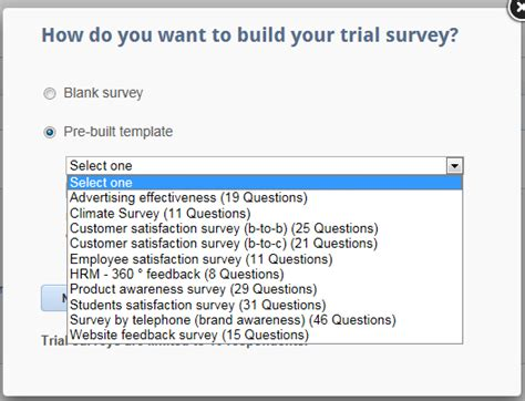Create A Questionnaire - checkmarket survey software review survey software reviews
