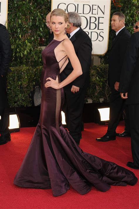 Golden Globes The Of Lost by At The 2013 Golden Globes See The Dress She