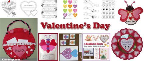valentines day preschool activities preschool s day activities and