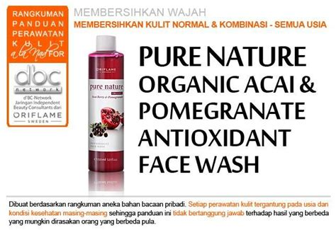 Pembersih Wajah Natur E 41 best images about skin care oriflame by d bcn on