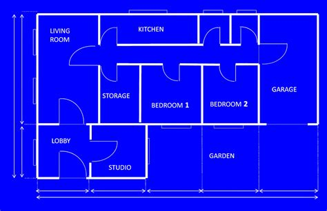 blueprint design free clipart house blueprint