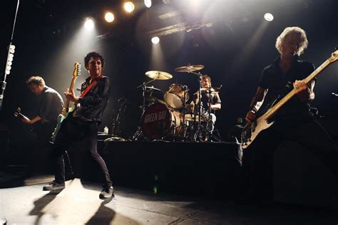 s day live green day s 161 tre where the ends the universe