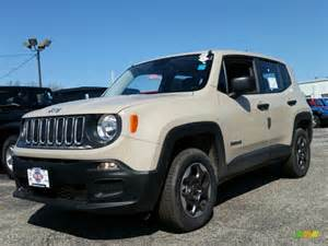 Jeep Renegade Colors 2015 Mojave Sand Jeep Renegade Sport 4x4 103020735