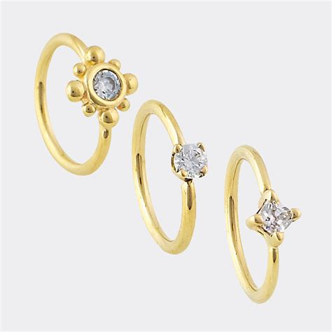 fixed bead ring fixed bead rings gems gold jewelry with style