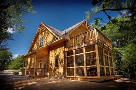 Log Cabin Ottawa by Whitewater Luxury Cottages For Sale Near