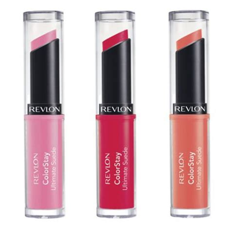 Revlon Colorstay Ultimate Suede Lipstick wedding makeup 5 products no should leave home