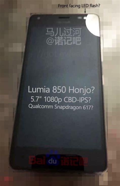 Microsoft Lumia 850 Honjo unikl 253 sn 237 mek zobrazuje tajemnou lumii jde o model 850 mobilizujeme cz
