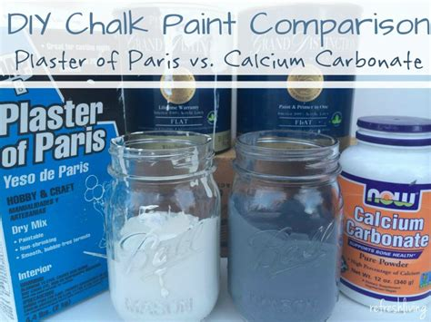 diy chalk paint pop the best diy chalk paint recipe refresh living