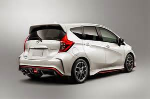 2015 Nissan Note 2015 Nissan Note Nismo Review Car Reviews New Car