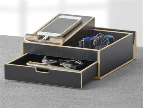 diy mens dresser valet new dresser valet men storage wallet cell