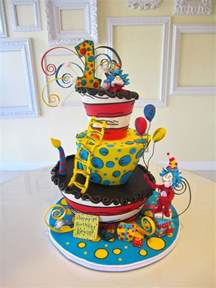 Baby Shower Cakes Nautical Theme - southern blue celebrations dr seuss cake ideas amp inspirations