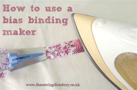 16 best images about and sewing bias binding on